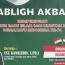 TABLIGH AKBAR MEMPERINGATI TAHUN BARU ISLAM DAN HUT RI 76 TH